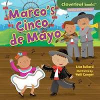 bookcover of MARCO'S CINCO DE MAYO  by Lisa Bullard