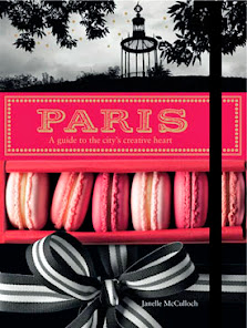 PARIS: A GUIDE TO THE CITY'S CREATIVE HEART (2012)