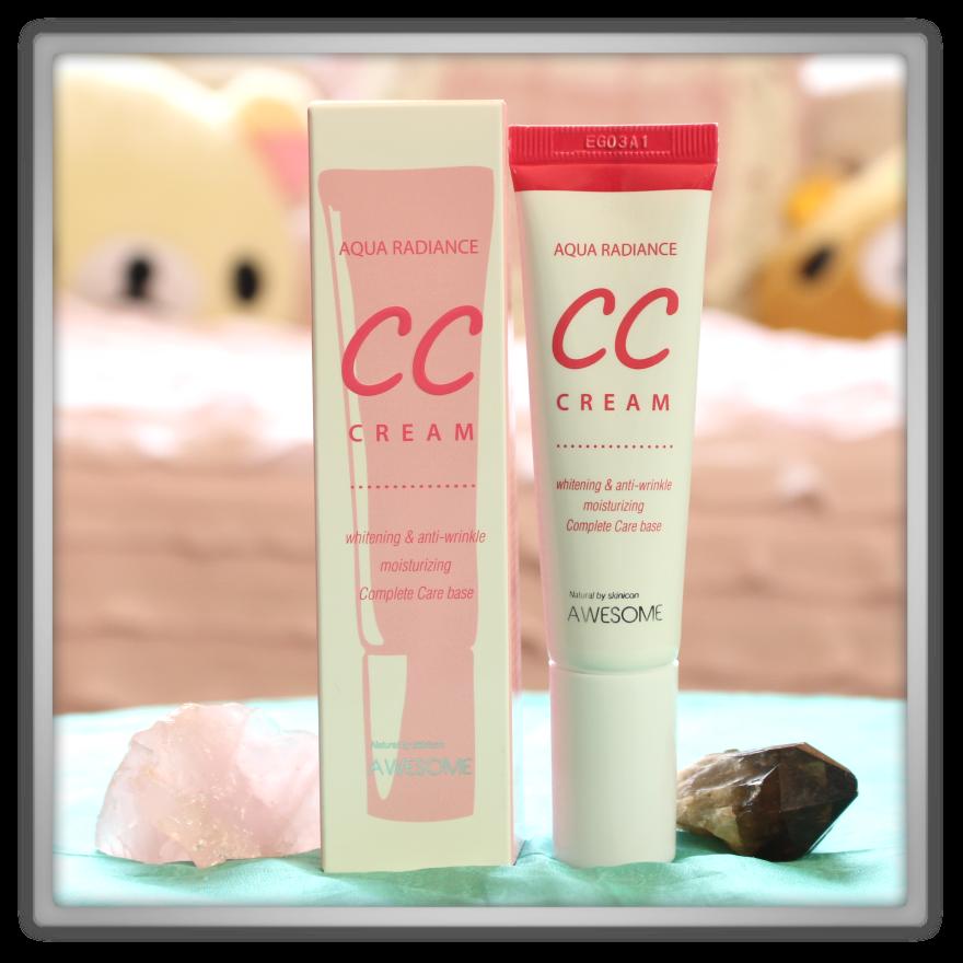 겟잇뷰티박스 by 미미박스 memebox beautybox # special #17 K-Style unboxing review preview box awesome aqua radiance cc cream