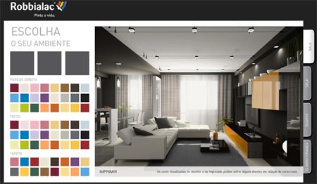 Ropa elite ltima moda tinta robbialac exterior - Pintar paredes simulador ...