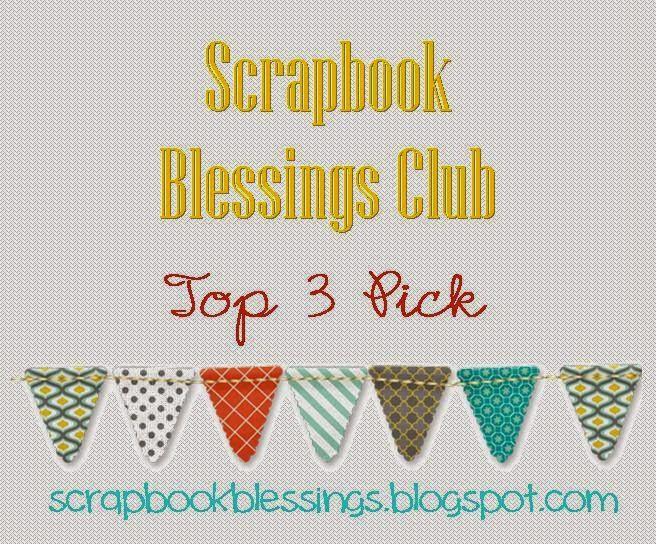 Scapook Blessings top 3 ick