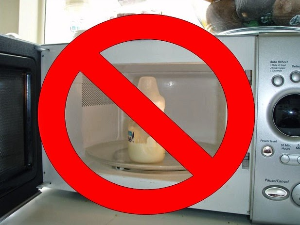 Kesehatan, Oven Microwave