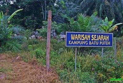 BONGKAR Misteri Sejarah Kampung Batu Puteh