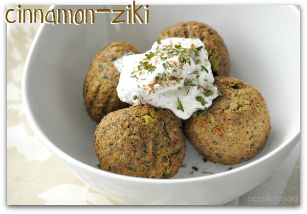 cinnamon-ziki healthy cinnamon tzatziki yogurt sauce