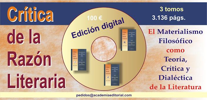 Edición Digital de la Crítica de la Razón Literaria