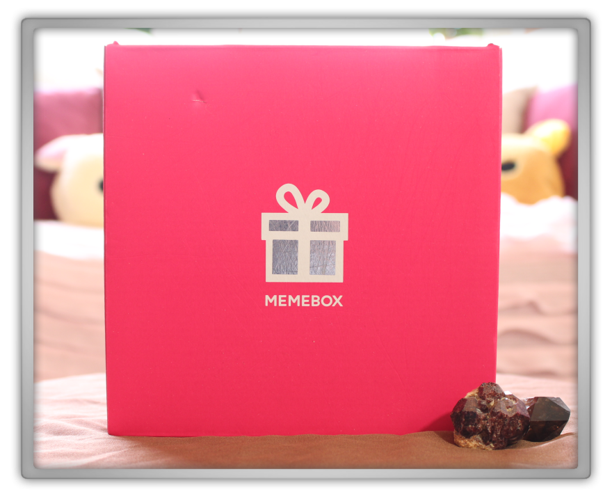 겟잇뷰티박스 by 미미박스 memebox beautybox Special #45 Chocolate Mania unboxing review preview box