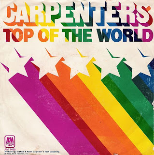 Top Of The World Vinyl Sleeve Front Cover