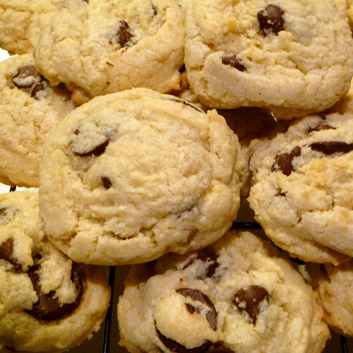 ... thinking about baked desserts. Much of the time, that means cookies