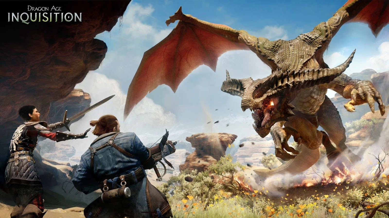 Dragon Age: Inquisition Is The Best Game Of The Year 2014 Amazon Version