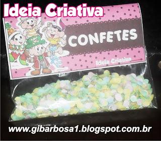 Como fazer confetes para o Carnaval