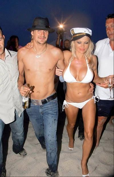 La boda de Pamela Anderson
