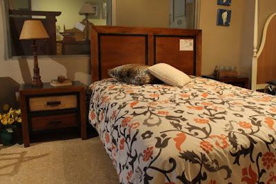 Selección de dormitorios para la 7 Feria outlet del mueble de Nájera