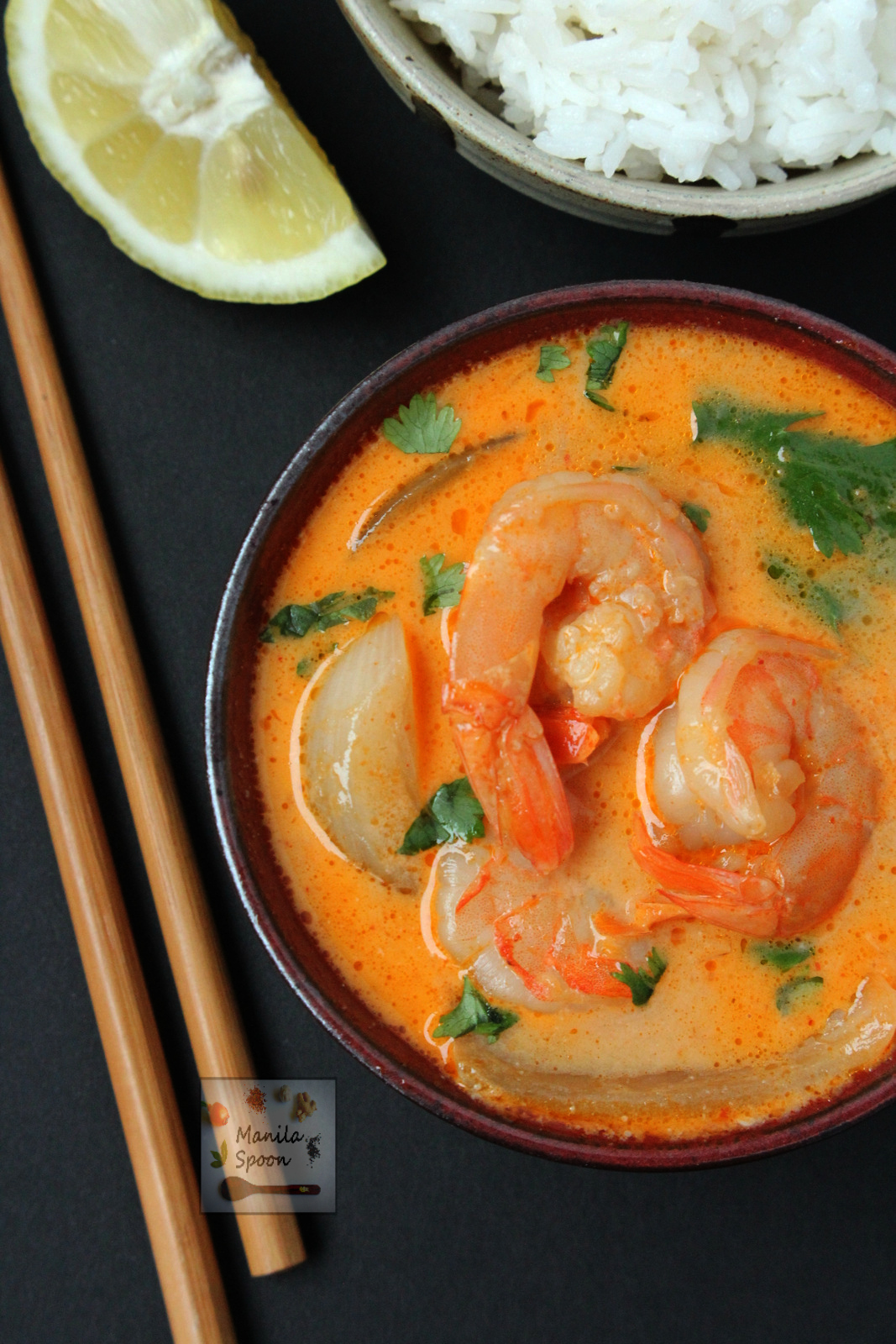 curry shrimp authentic and easy shrimp curry recipe yummly shrimp with ...
