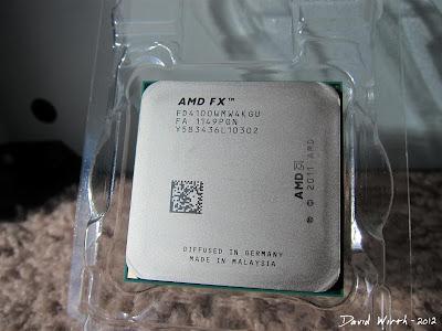 AMD FX 4100 CPU