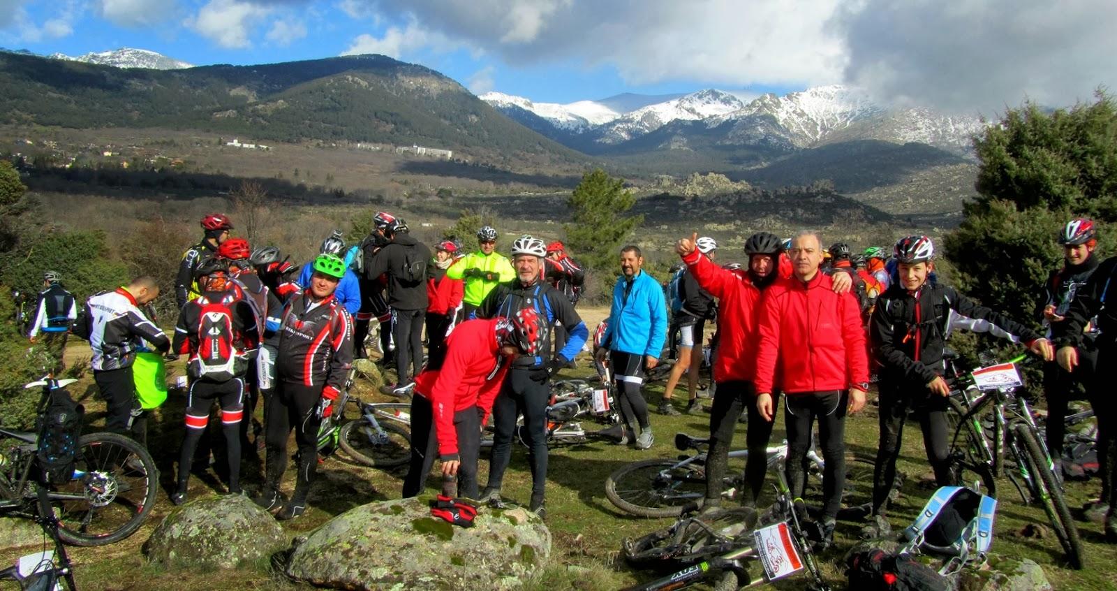 Moralzarzal, Navacerrada y casi Alpedrete