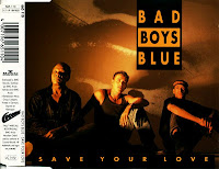 Bad Boys Blue - Save Your Love (CD, Maxi-Single) (1992)