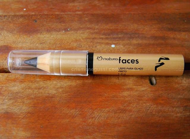 Lápis Preto Natura  Faces