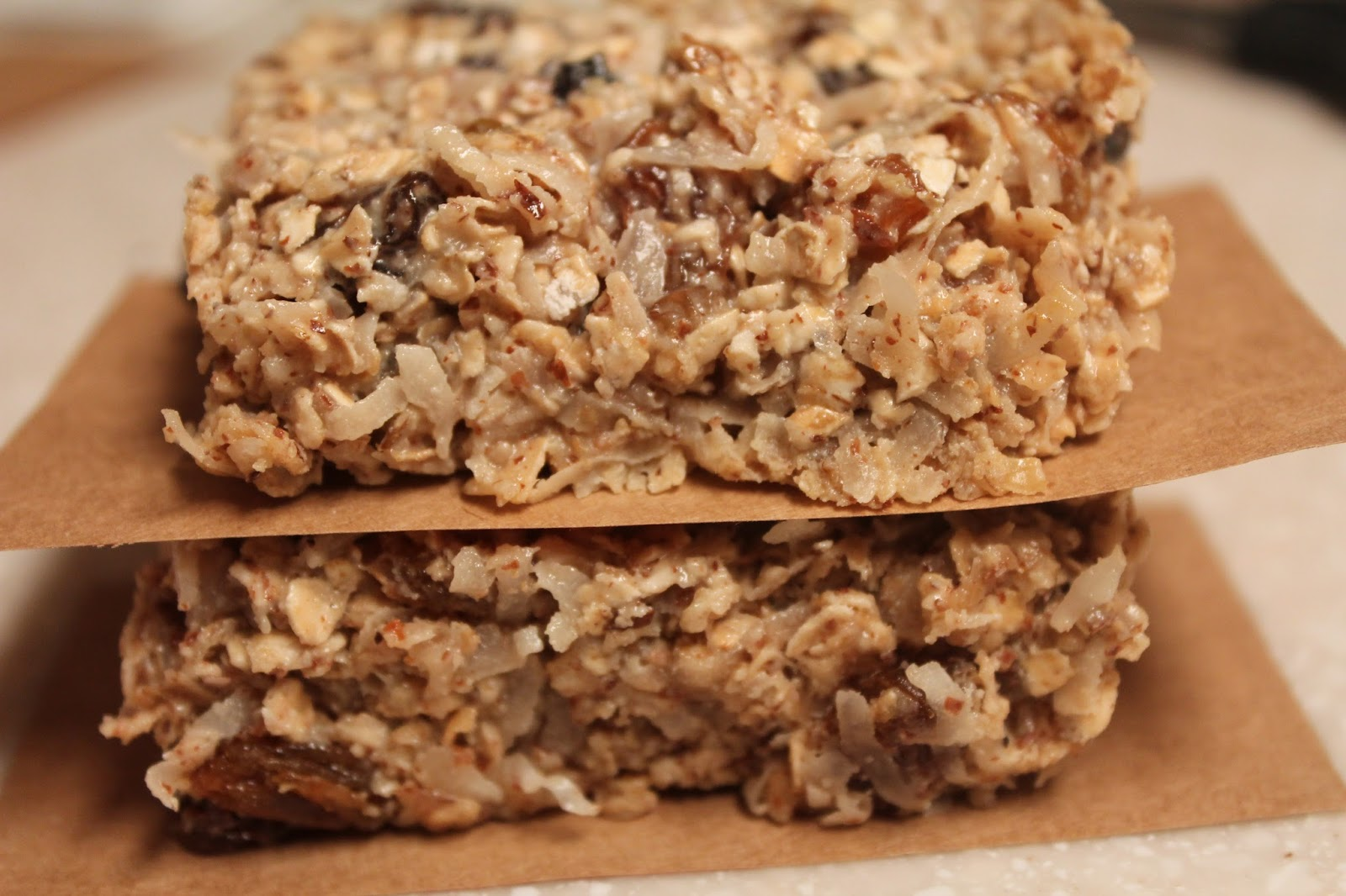 Gluten Free Casually: Protein Breakfast Bars (Gluten Free)