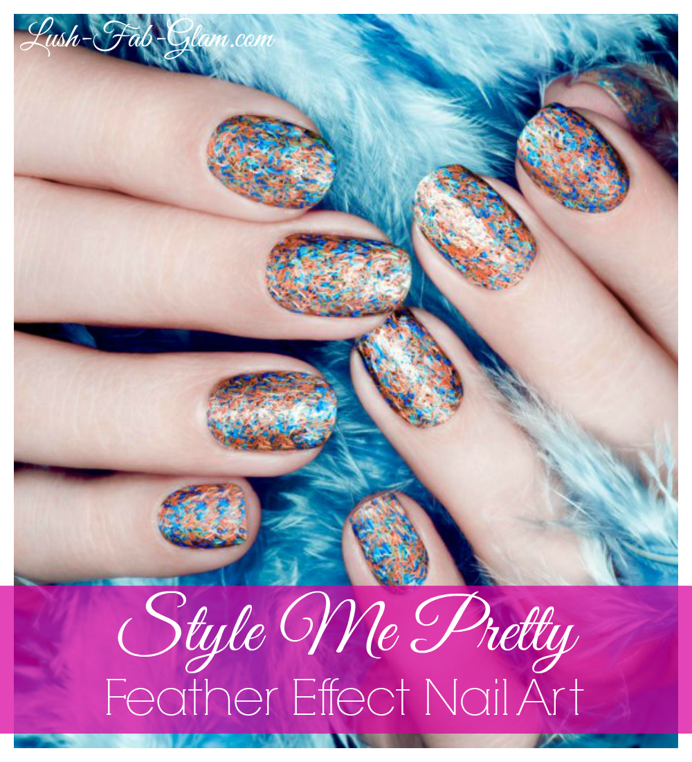 http://www.lush-fab-glam.com/2014/01/style-me-pretty-feather-effect-nail-art.html