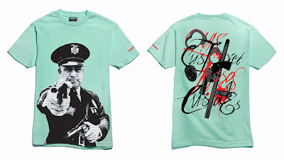 The Hundreds Ten Year Top Ten T-Shirts Collection - Cop