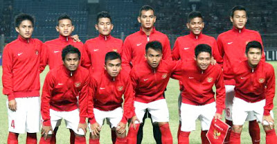 WALLPAPER FOTO TIMNAS INDONESIA U-19