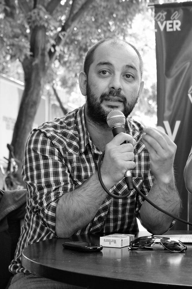 Gabriel Zicolillo  Comunero FPV comuna3