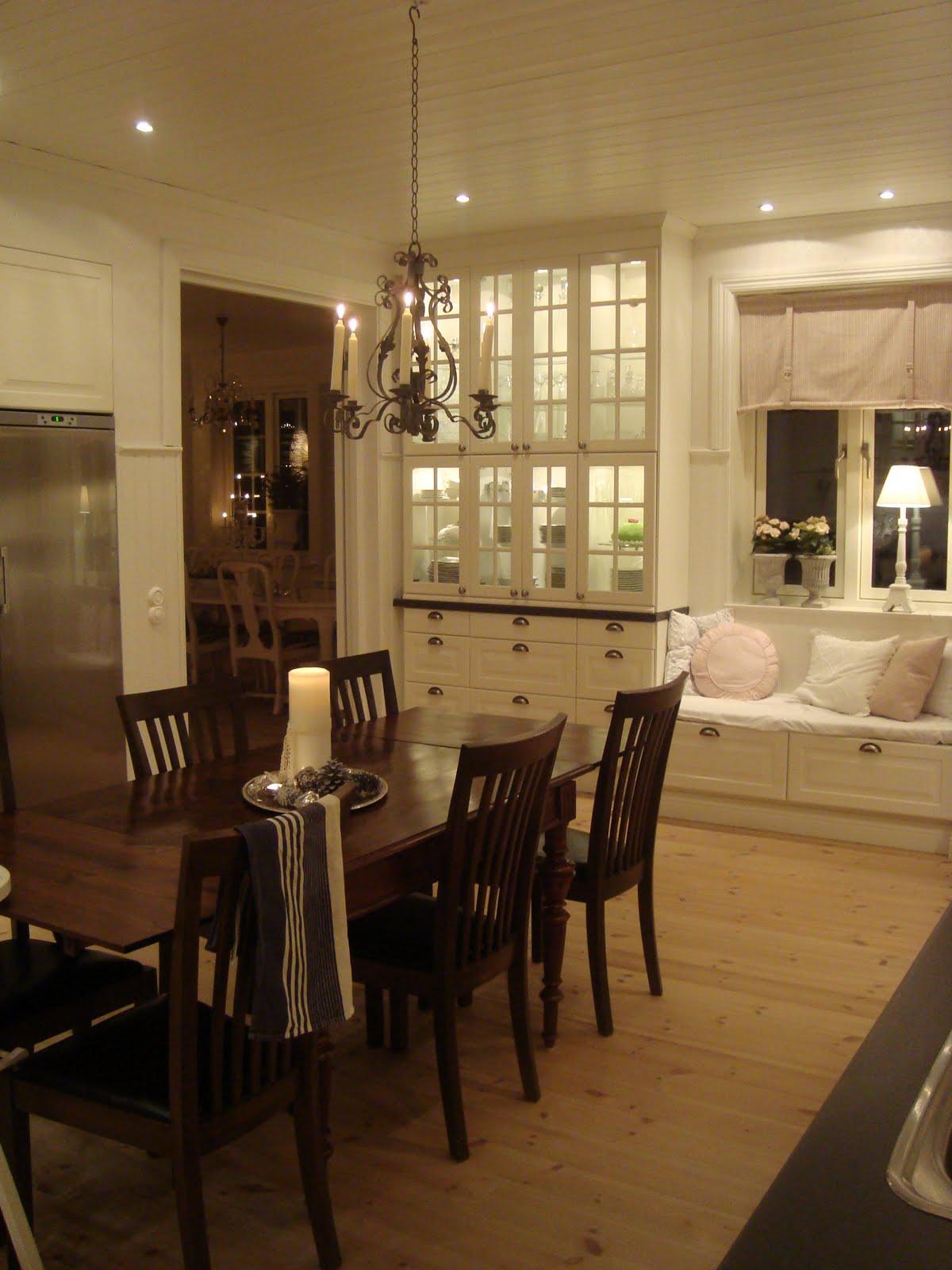 Claras hem pÅ byvÄgen : köket igen...