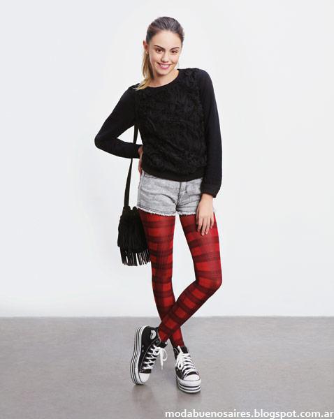 Como quieres que te quiera otoño invierno 2014 colección de moda Argentina.
