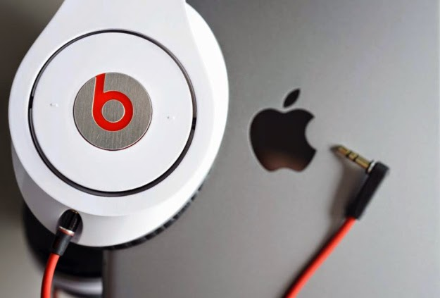 Apple buys Beats Electronics