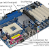 view of Motherboard