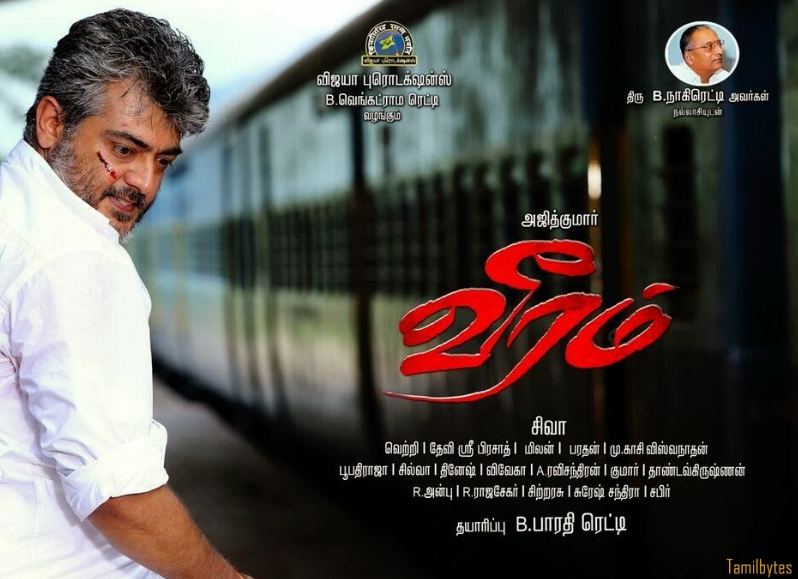 Veeram Audio On December 20