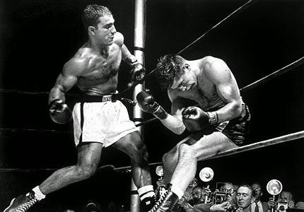 Rocky Marciano Body