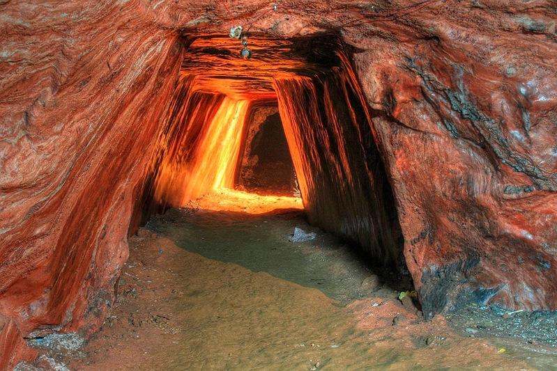 Tourism Pakistan Khewra Salt Mines