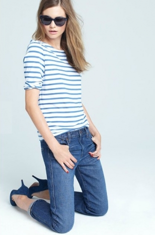 J.Crew Fall Denim Collection 2012-3
