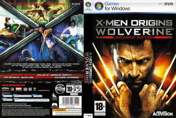 تحميل لعبة x-men برابط واحد وبدون تثبيت