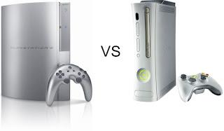 Xbox x Playstation 3