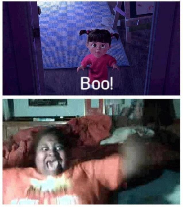 Boo!   Lo mejor en humor memes