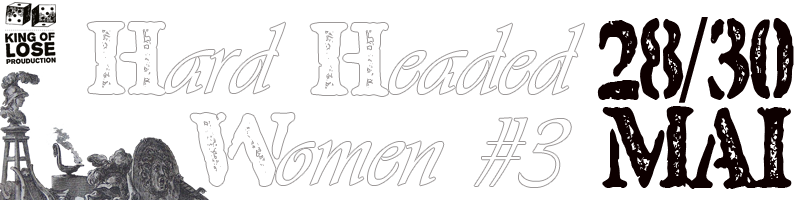 Hard Headed Women #3