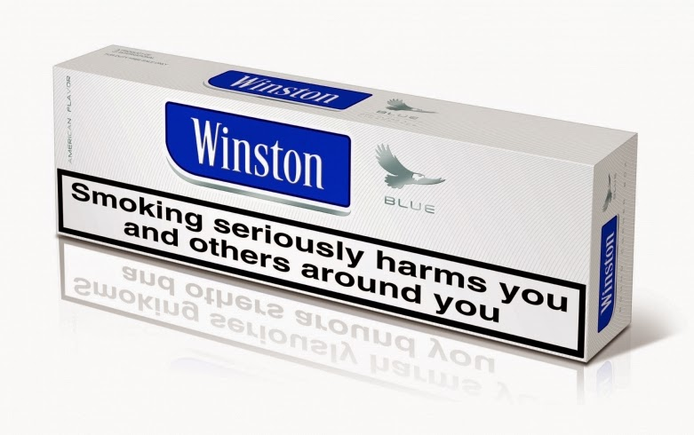 Cigarette brands available in London