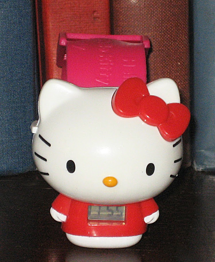 Toy Hello Kitty Watch : Percy s fast food toy stories pretty in pink hello