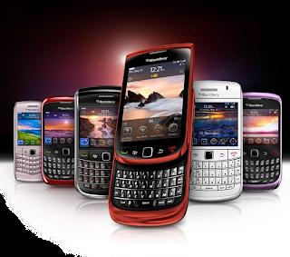 Harga Hp Blackberry Terbaru 2012