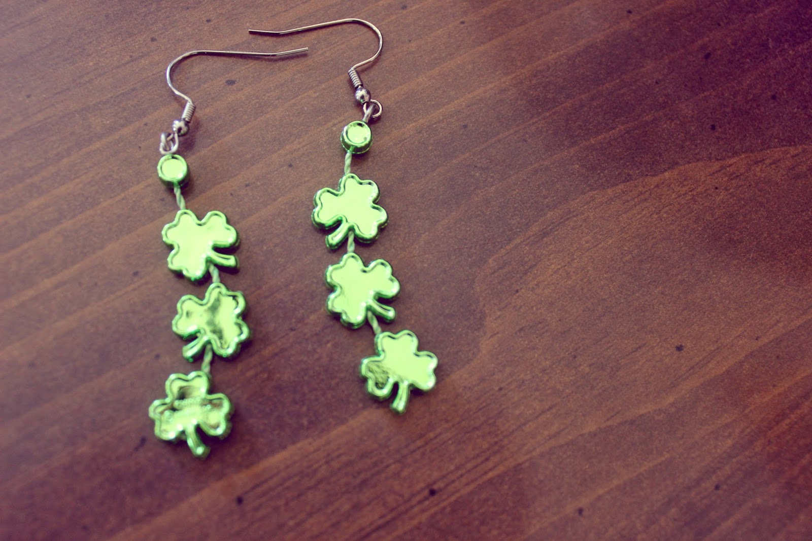 Saint Patrick's Day Earrings