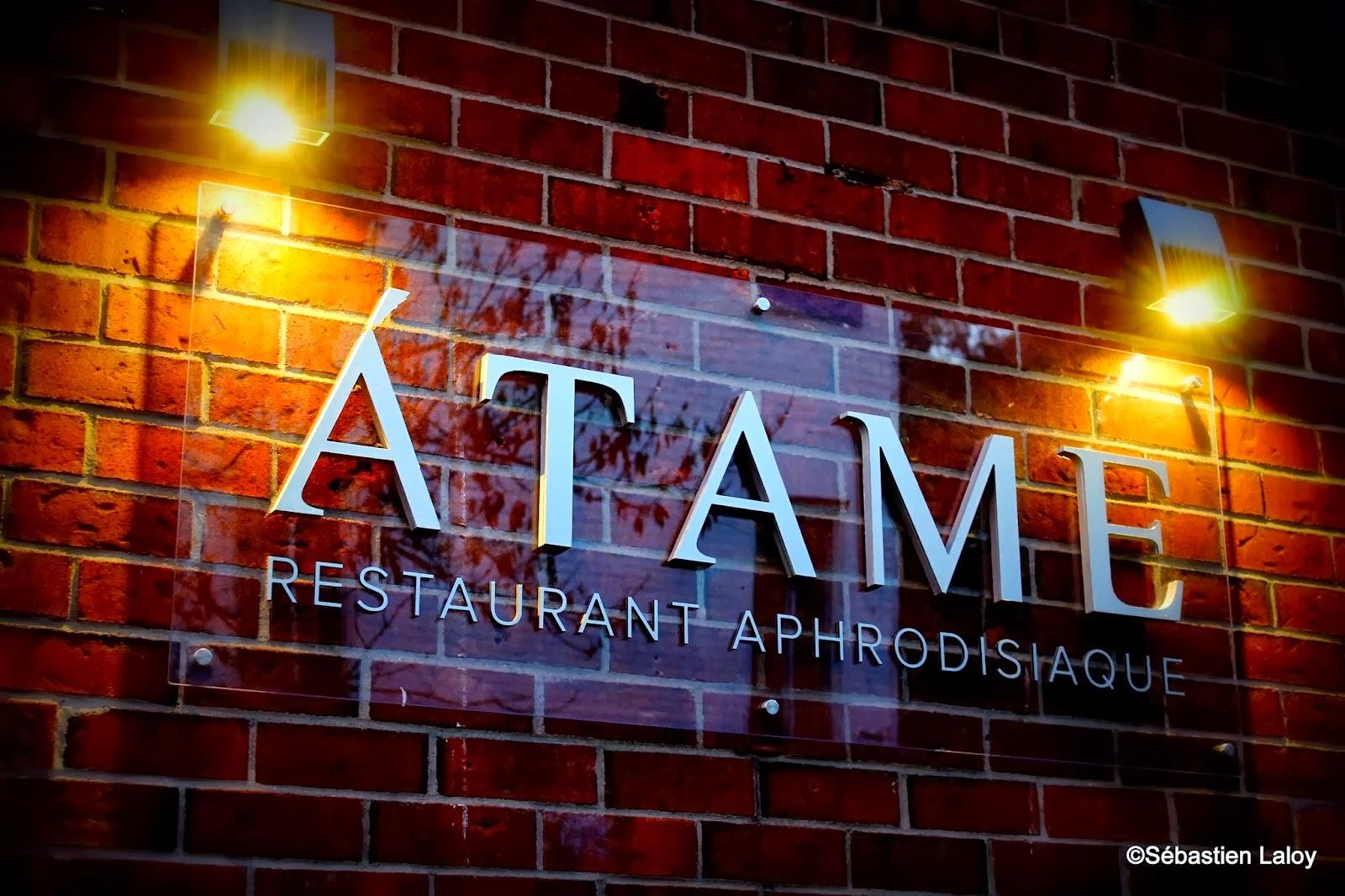 atame aphrodisiac restaurant