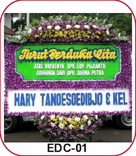 Bunga Duka Cita ke Bogor