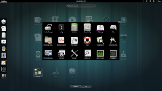 GNOME Shell 3.8 AppFolders