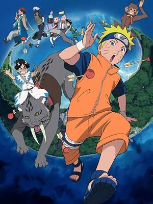 Naruto the Movie: Dai Koufun! Mikazuki Jima no Animaru Panikku Dattebayo!