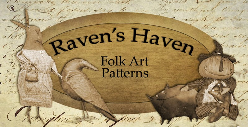 Raven's Haven Patterns