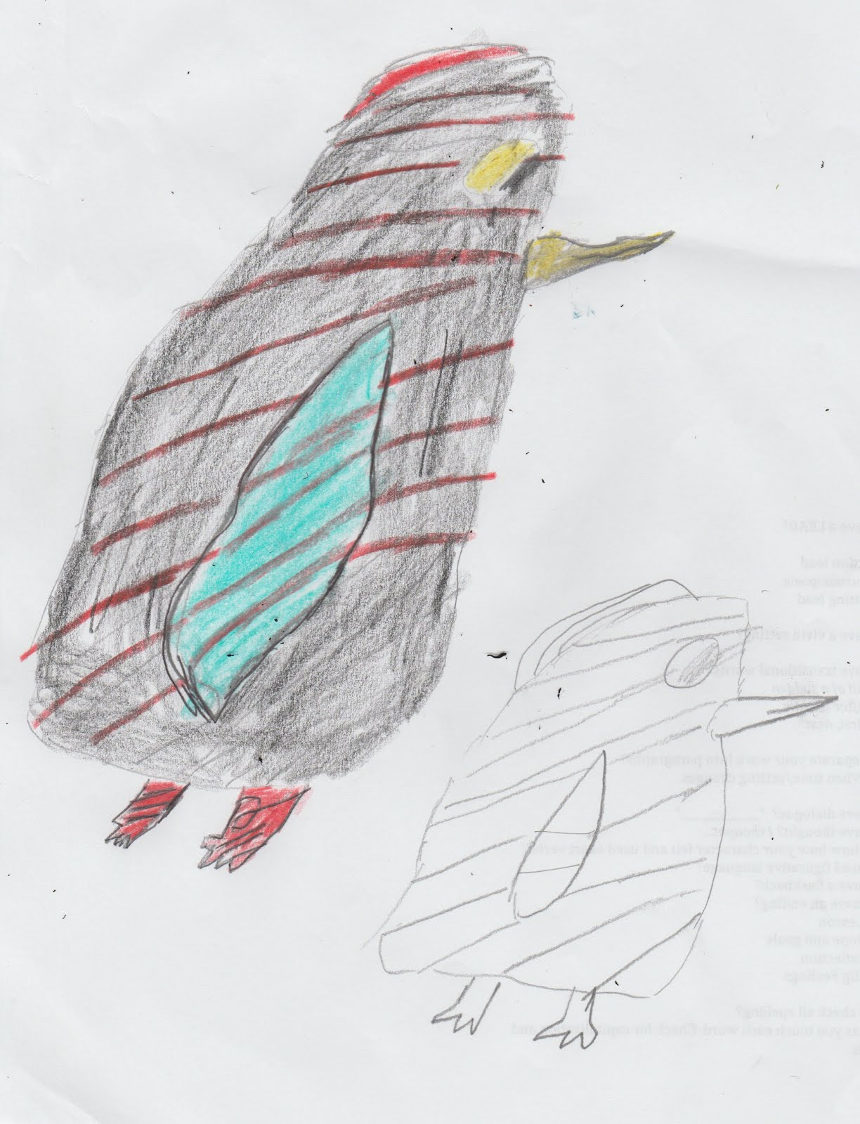 Bird by Nam