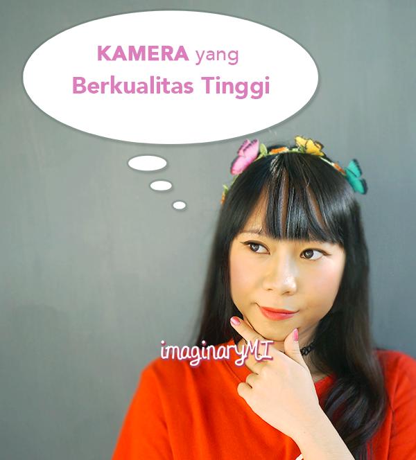 Beauty blogger Indonesia Raden Ayu sharp aquos crystal smartphone