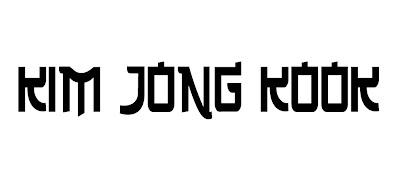 Running Man: NameTag Fonts